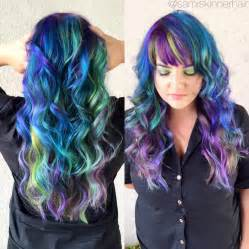 colored hair picture 13