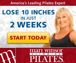 winsor pilates weight loss informercial picture 11