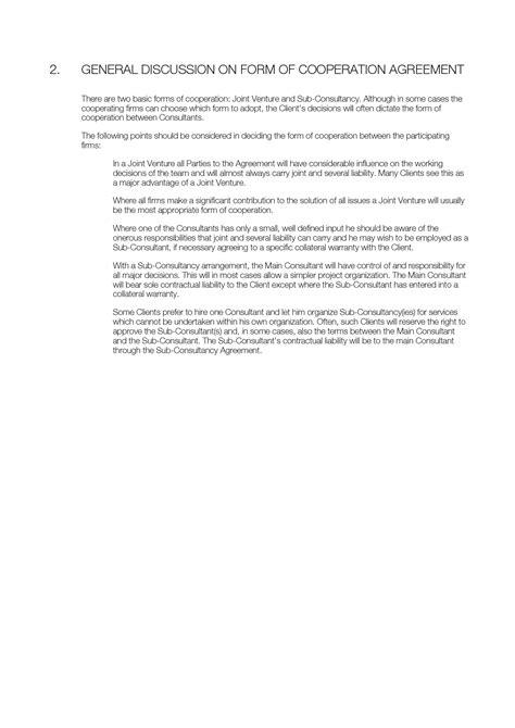 fidic joint venture consortium agreement picture 7