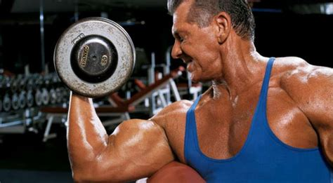 muscle fitness with vince mcmahon on the cover picture 5