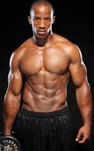 black muscle men picture 11