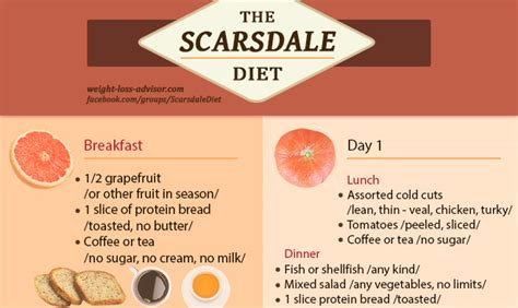 scarsdale diet menu picture 5