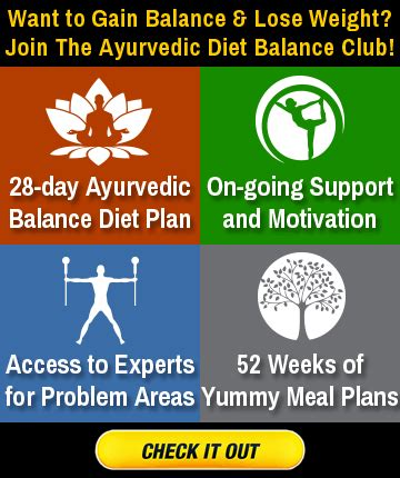 ayurvedic weight loss diet chart picture 5
