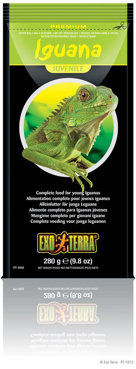 complete iguana diet picture 2