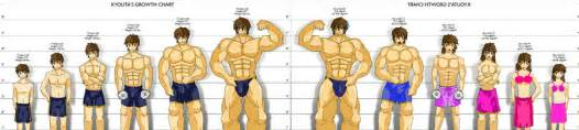 male muscle growth transformation picture 13