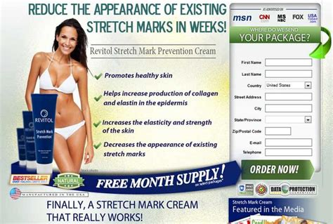 revitol stretch mark prevention cream picture 5