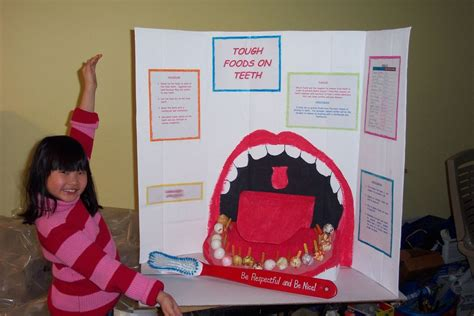 different liquids stain teeth science project picture 3