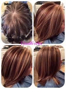 hair color techniques picture 5