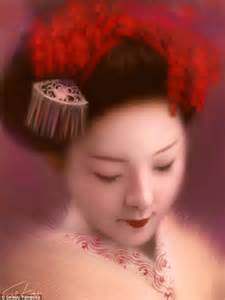 girl malis from japani oil and picture 3