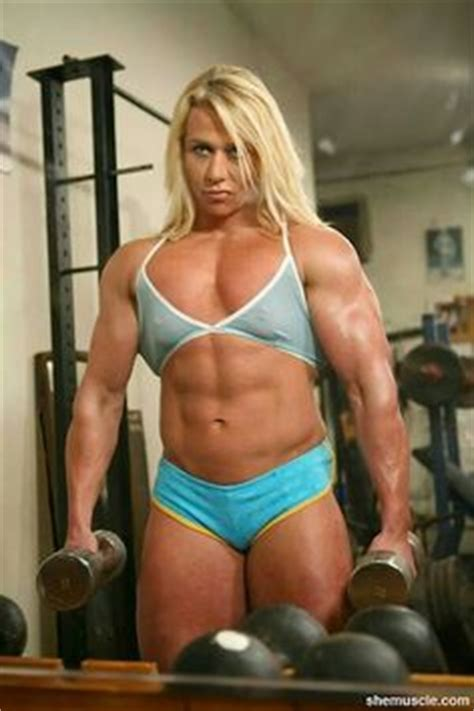 female muscle growth in novels saradas picture 13