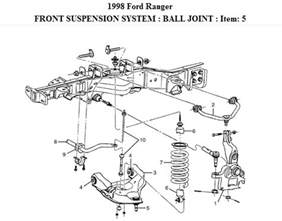 a diagram how to change ball joint on picture 7