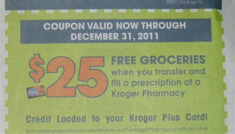 kroger gift card with new prescription picture 9