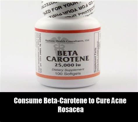 beta carotene for acne picture 1