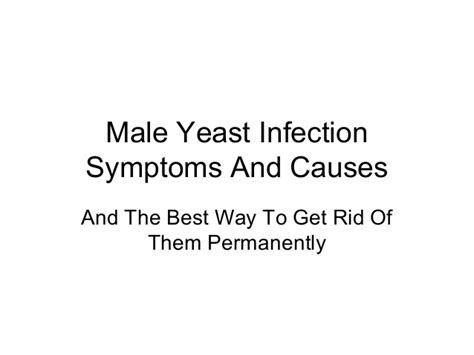 yeast infection causes and sytems picture 2
