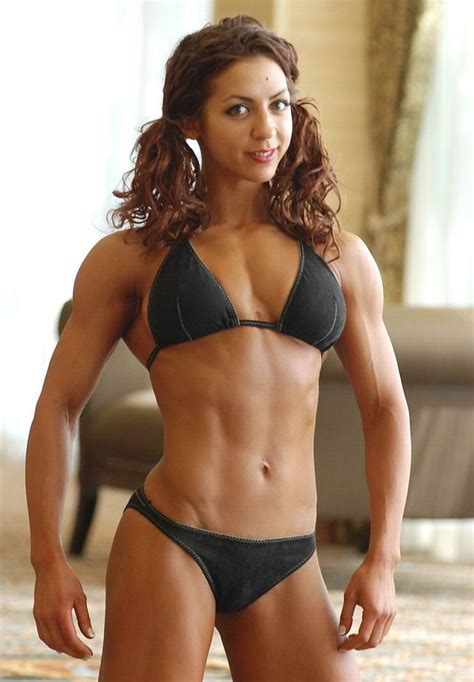bodybuilder beautiful picture 11