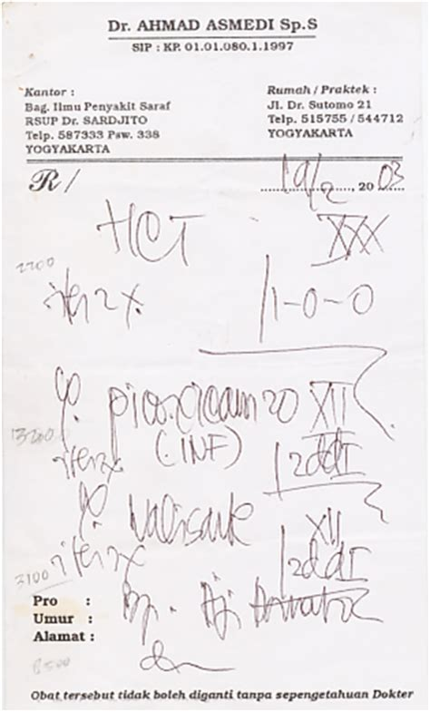 contoh resep dokter tramadol picture 9