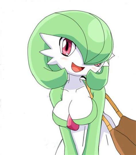 gardevoir pokemon breast picture 2