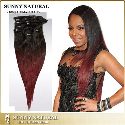 african american hair extension clip ins picture 14