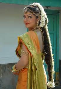 indian marwadi women sexy saree side view picture 7