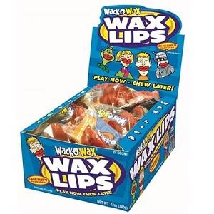 cheap wax lips an h candy picture 6