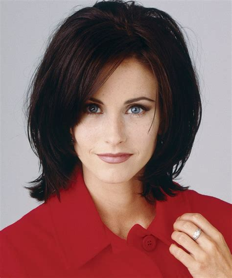courtney cox hair picture 2