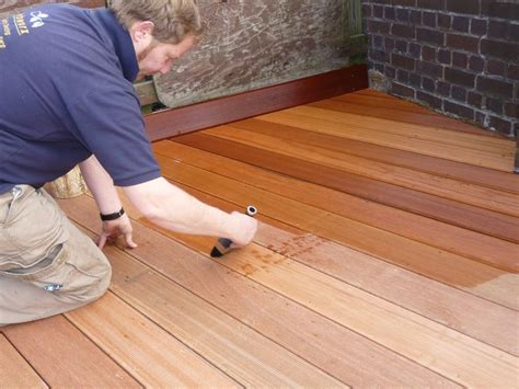 cleaning ipe wood picture 1