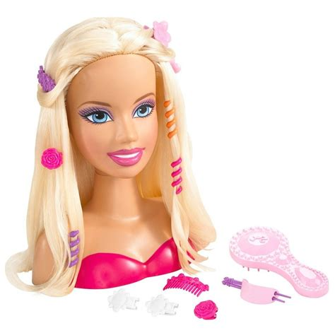 doll hair picture 13