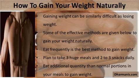 how to gain weight naturally picture 1