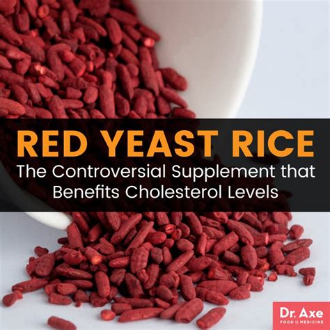 Red yeast rice cholesterol side effects picture 4