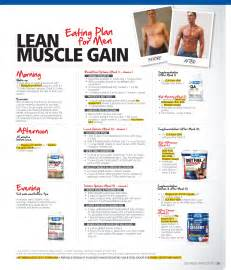 increase lean body m nutrition picture 3