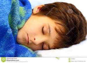 sleeping boy picture 14