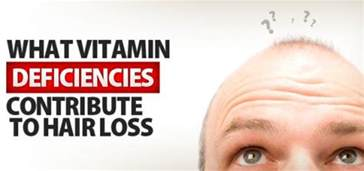 hair loss vitamin d deficiency picture 1