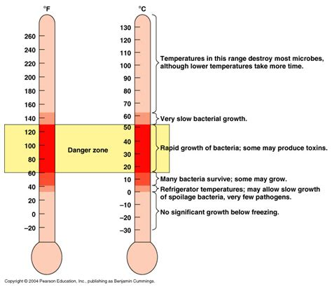 microbial growth occurred only at the temperatures picture 1