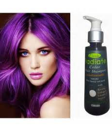 coloring hair with shampoo picture 1