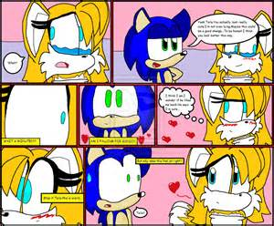 sonic breast expansion fanfiction picture 2