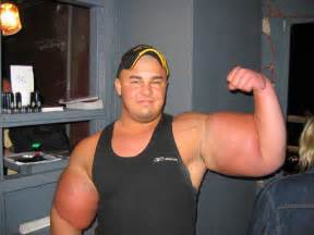 bodybuilders muscle size picture 6