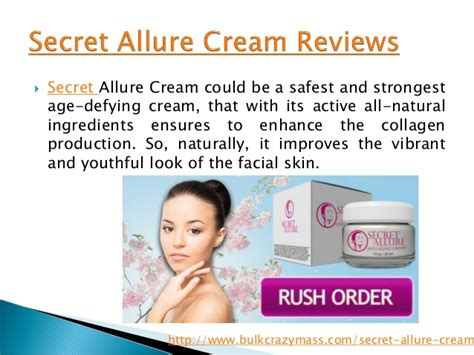 allure cream and where to buy it picture 10