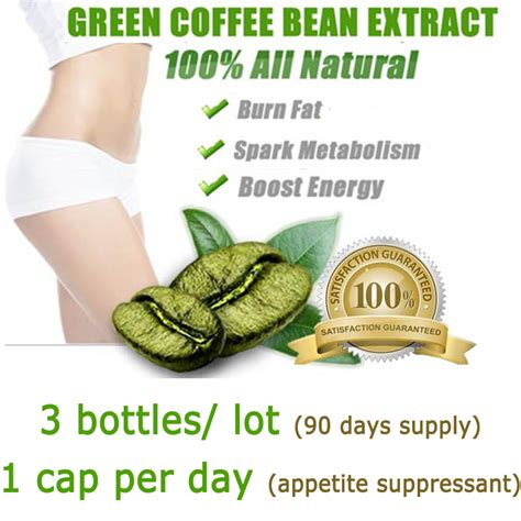green coffee bean 3 month supply picture 2
