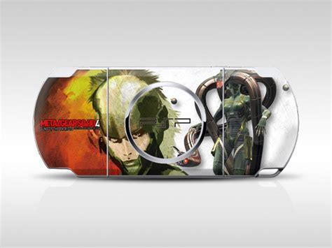 metal gear solid psp skin picture 3
