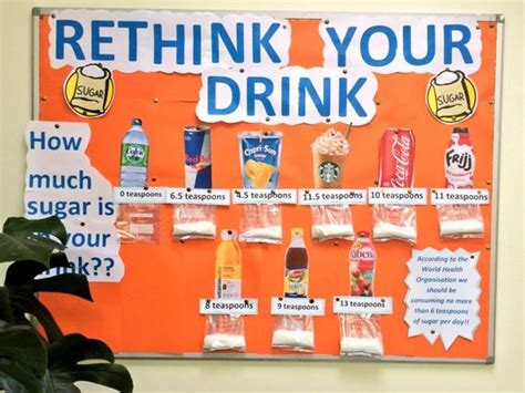 science project board on how soda effects h picture 14