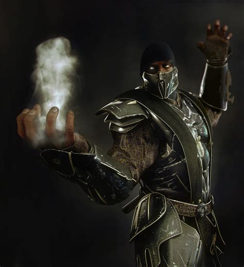 mortal kombat smoke picture 11