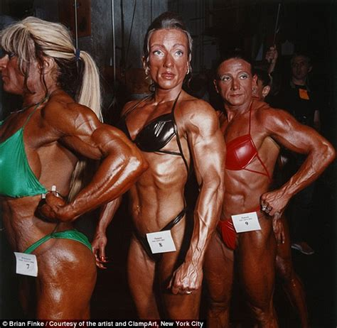 women muscles bodybuilders and wrestlers their shows of picture 3