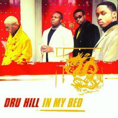 dru hill sleeping in my bed picture 1