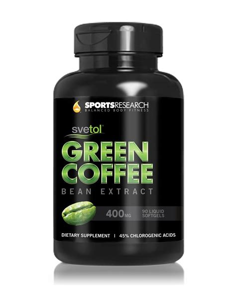 green coffee supplement picture 1