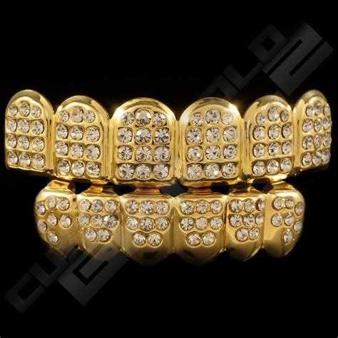 wholesale custom gold teeth grills picture 7