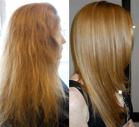 keratin hair process picture 1
