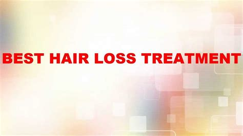 best hair loss treatments picture 7