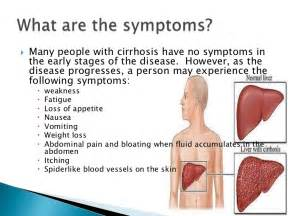 what causes sclerosis of the liver picture 14