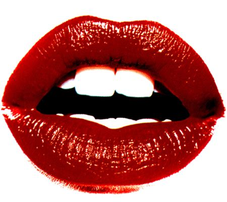 red lips symbol picture 1