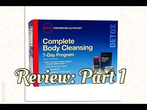 product reviews gnc 7 day cleanse picture 10